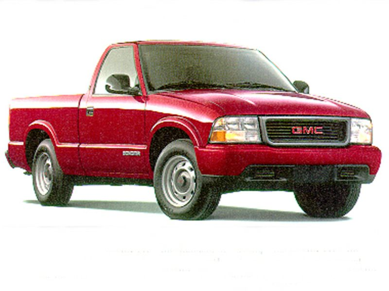 1998 gmc sonoma reviews specs and prices. Black Bedroom Furniture Sets. Home Design Ideas