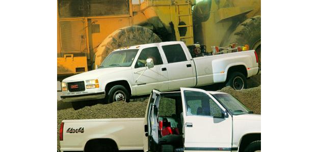 1997 GMC Sierra 3500