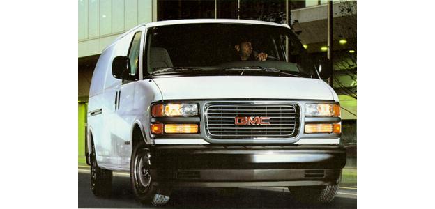 1998 GMC Savana