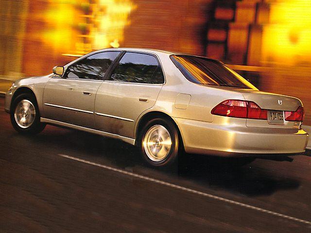 1998 Honda Accord Reviews Specs And Prices Cars Com