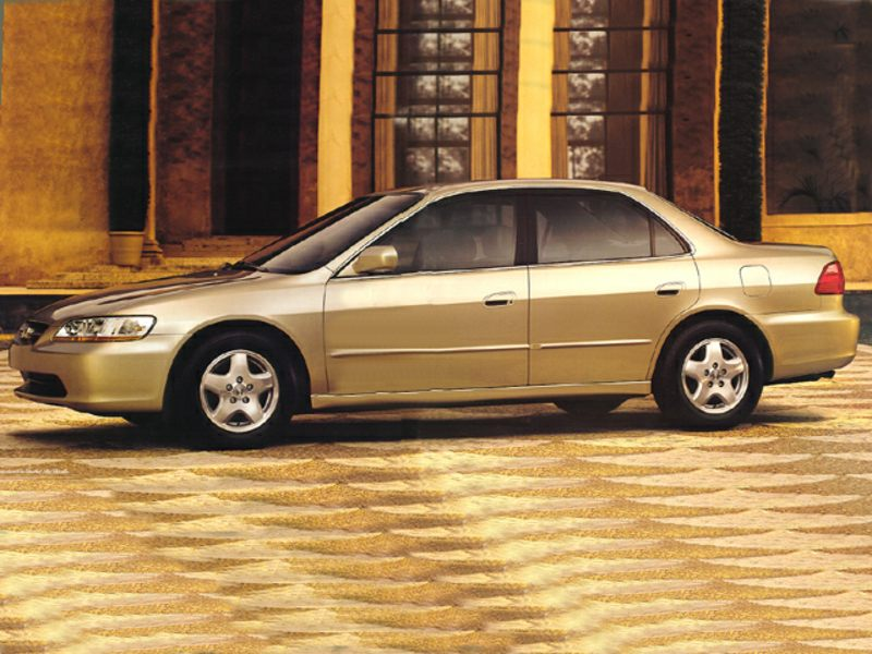 1998 Honda Accord Reviews Specs And Prices Cars Com
