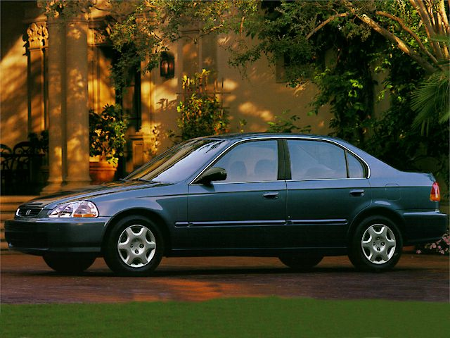 1998 Honda Civic EX Coupe for sale in Baltimore for $4,999 with 92,986 miles