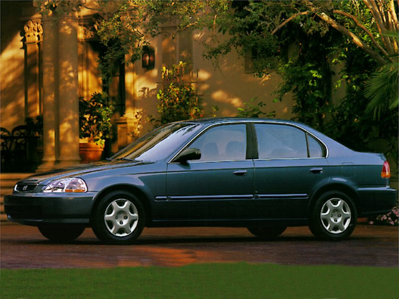 1998 honda civic reviews specs and prices. Black Bedroom Furniture Sets. Home Design Ideas