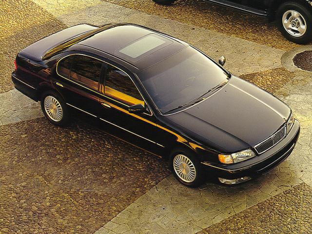 1996 Infiniti I30 Owners Manual