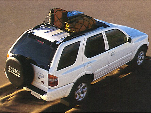 1998 Isuzu Rodeo S SUV for sale in Valdosta for $2,975 with 186,000 miles