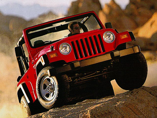 1998 Jeep Wrangler Sport SUV for sale in Pease for $7,950 with 153,630 miles