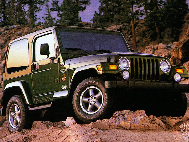 1998 Jeep Wrangler Sahara SUV for sale in Pensacola for $0 with 106,256 miles