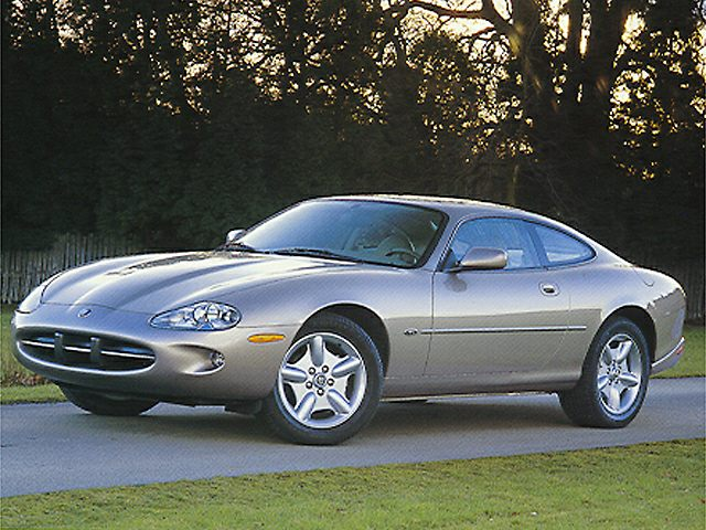 1997 Jaguar XK8 Coupe for sale in Binghamton for $6,995 with 116,400 miles