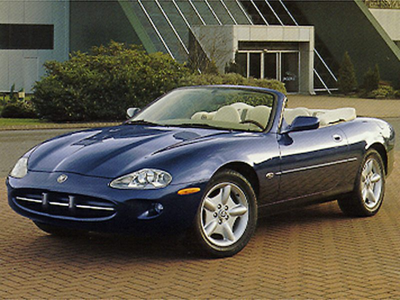 1997 jaguar xk8 reviews specs and prices. Black Bedroom Furniture Sets. Home Design Ideas