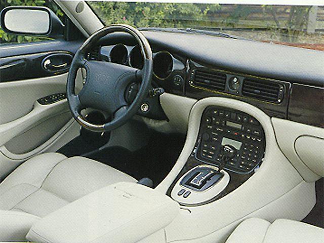 1998 Jaguar Xjr Specs Pictures Trims Colors Cars Com