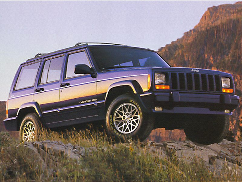 1998 jeep cherokee reviews specs and prices. Black Bedroom Furniture Sets. Home Design Ideas