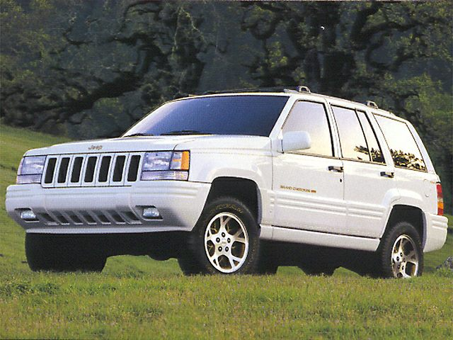 1998 Jeep Grand Cherokee Reviews Specs And Prices Cars Com