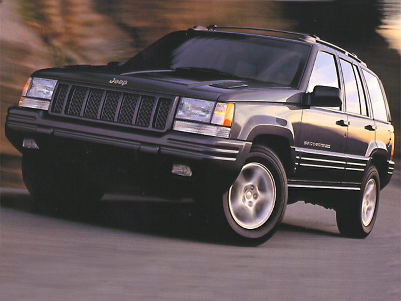 1998 jeep grand cherokee reviews specs and prices. Cars Review. Best American Auto & Cars Review