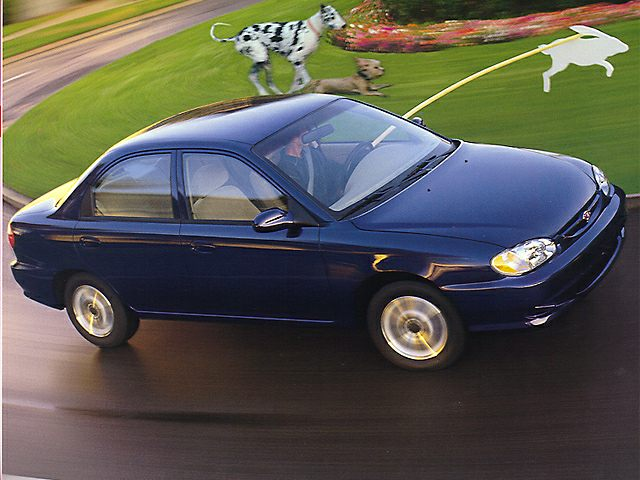 1998 Kia Sephia LS Sedan for sale in Chicago for $1,999 with 139,210 miles.