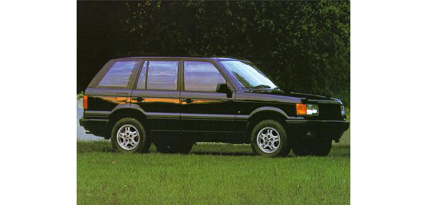 1998 Land Rover Range Rover