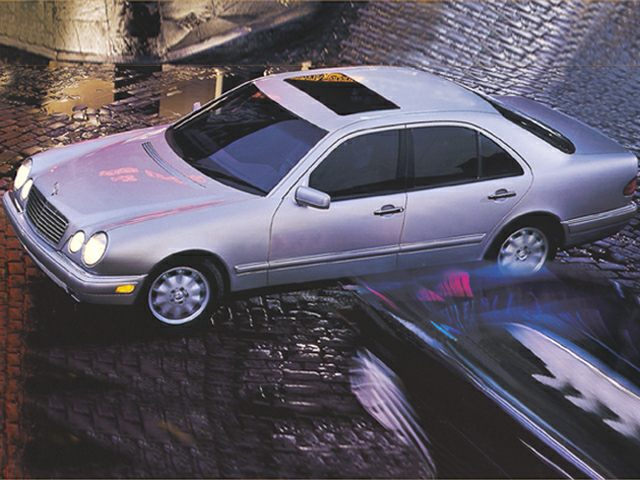 1998 Mercedes Benz E Class Reviews Specs And Prices