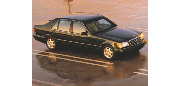1997 Mercedes-Benz Maybach S600