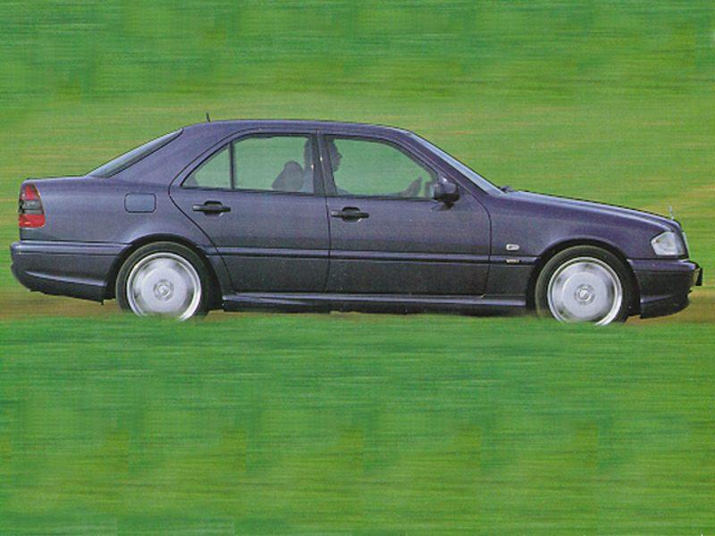 1998 mercedes benz c class specs pictures trims colors for Mercedes benz c class 1998