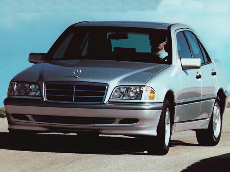 1998 mercedes benz c class specs pictures trims colors for Mercedes benz c class colors