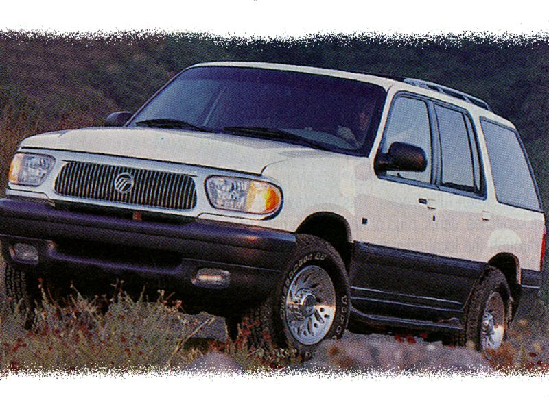 1998 mercury mountaineer reviews specs and prices. Black Bedroom Furniture Sets. Home Design Ideas