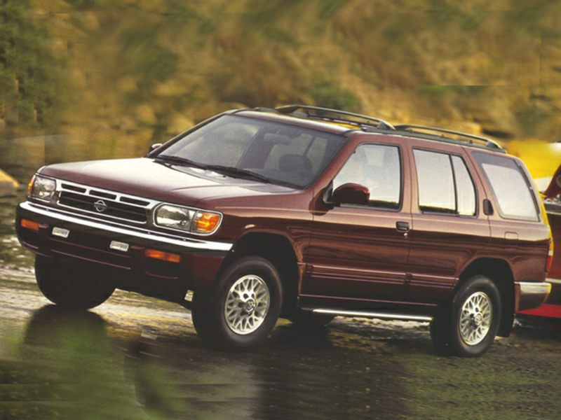 1998 nissan pathfinder reviews specs and prices. Black Bedroom Furniture Sets. Home Design Ideas