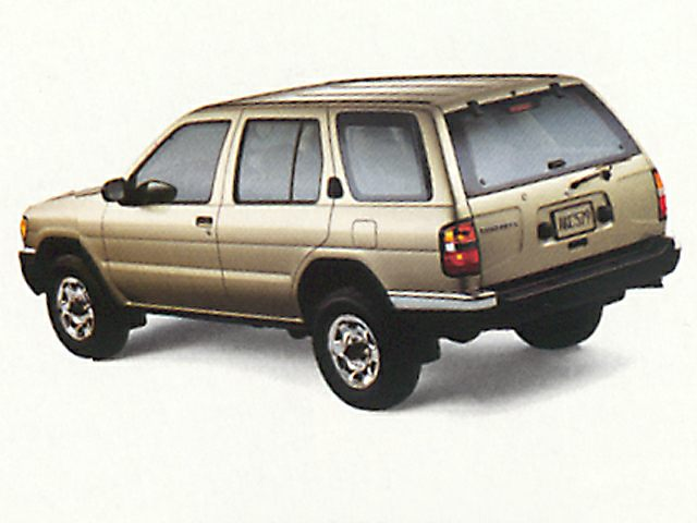 1998 Nissan Pathfinder Reviews Specs And Prices Cars Com