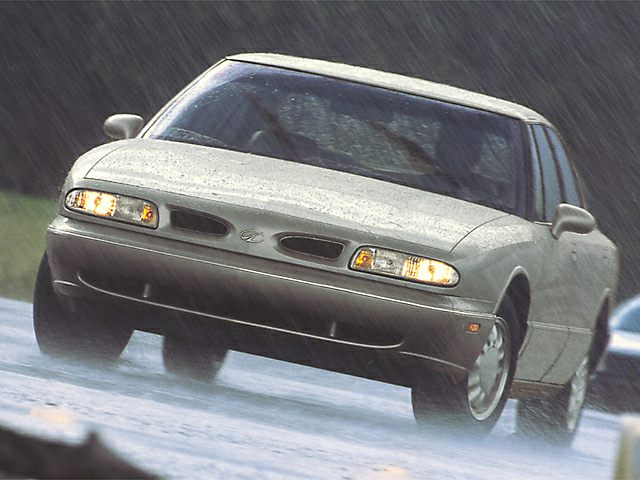 1999 Oldsmobile Eighty-Eight Sedan for sale in Henderson for $5,995 with 97,569 miles