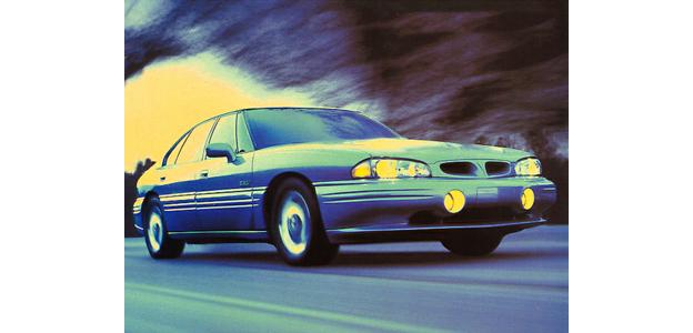 1998 Pontiac SSE