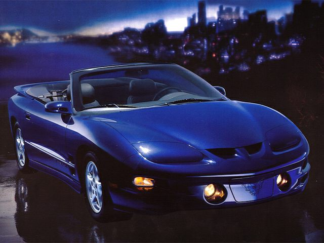 1998 Pontiac Firebird Coupe for sale in Longview for $0 with 189,555 miles