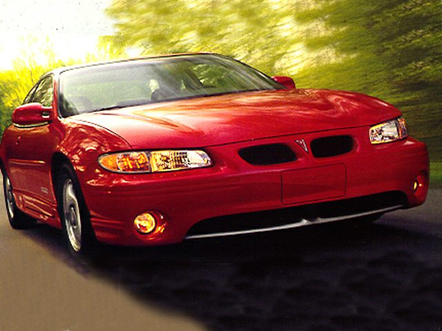 1998 Pontiac Grand Prix GT Sedan for sale in Wellington for $3,995 with 158,378 miles.
