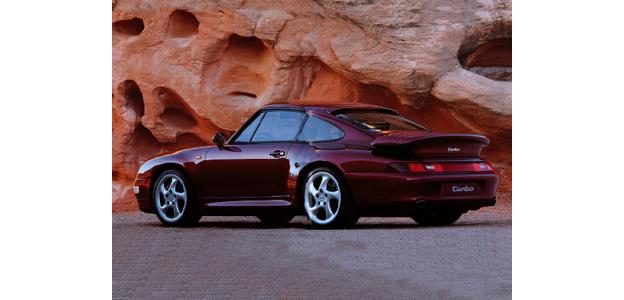 1997 Porsche 911