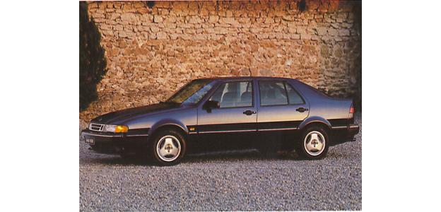 1993.5 Saab 9000