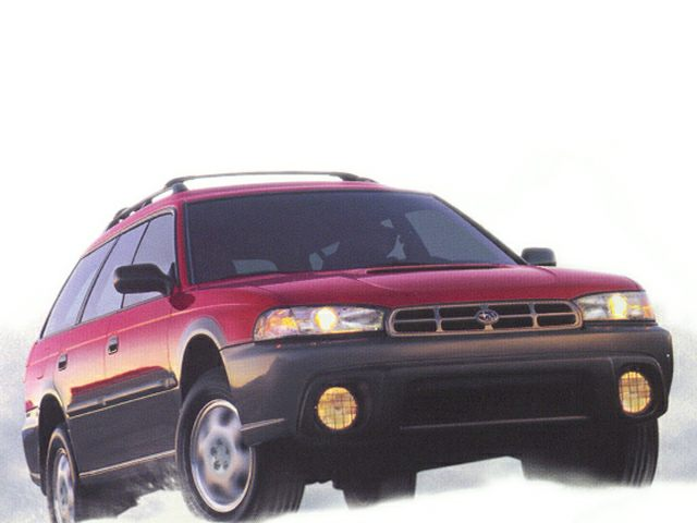 1998 Subaru Impreza Outback Sport Wagon Wagon for sale in McKinney for $3,990 with 111,753 miles.