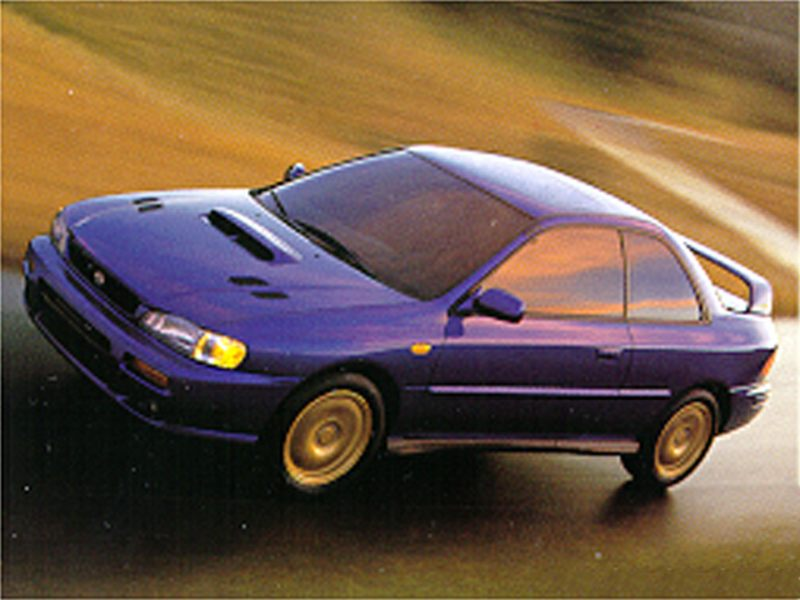 1998 subaru impreza reviews specs and prices. Black Bedroom Furniture Sets. Home Design Ideas
