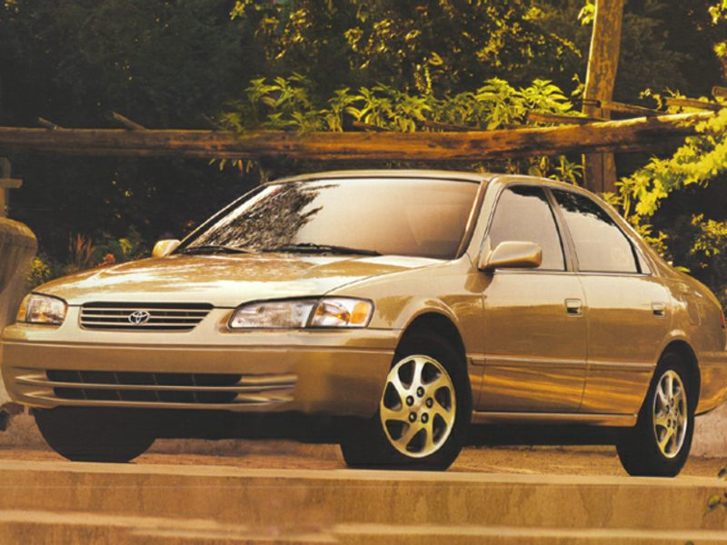 1998 Toyota Camry Specs, Pictures, Trims, Colors || Cars.com