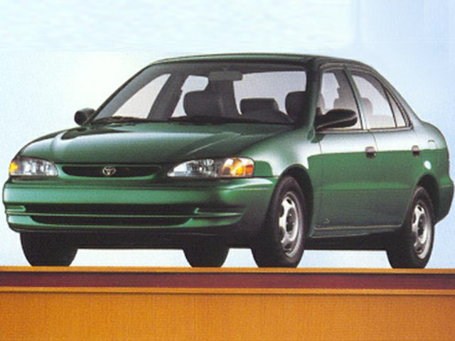 1998 Toyota Corolla VE Sedan for sale in Durham for $4,995 with 286,266 miles.