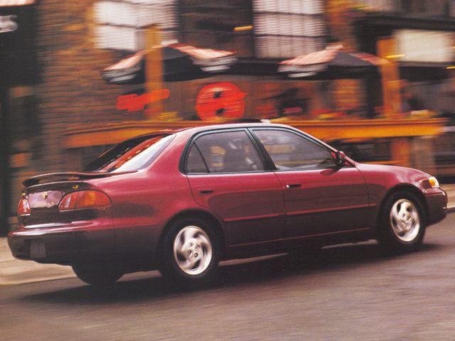1998 Toyota Corolla LE Sedan for sale in Valdosta for $0 with 146,820 miles