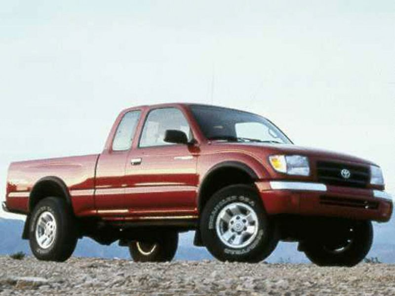 1998 toyota tacoma reviews specs and prices. Black Bedroom Furniture Sets. Home Design Ideas