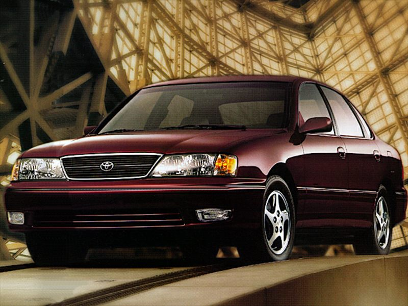1998 toyota avalon reviews specs and prices. Black Bedroom Furniture Sets. Home Design Ideas
