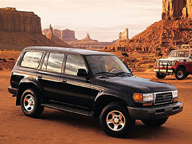 1998 toyota land cruiser reviews specs and prices. Black Bedroom Furniture Sets. Home Design Ideas