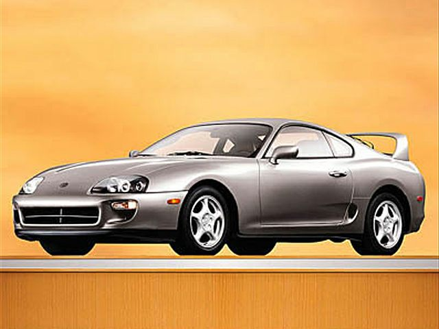 1998 Toyota Supra Reviews Specs And Prices Cars Com