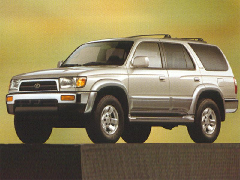 1998 toyota 4runner specs pictures trims colors. Black Bedroom Furniture Sets. Home Design Ideas