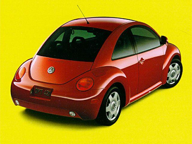 1998 Volkswagen New Beetle Specs, Pictures, Trims, Colors    Cars.com