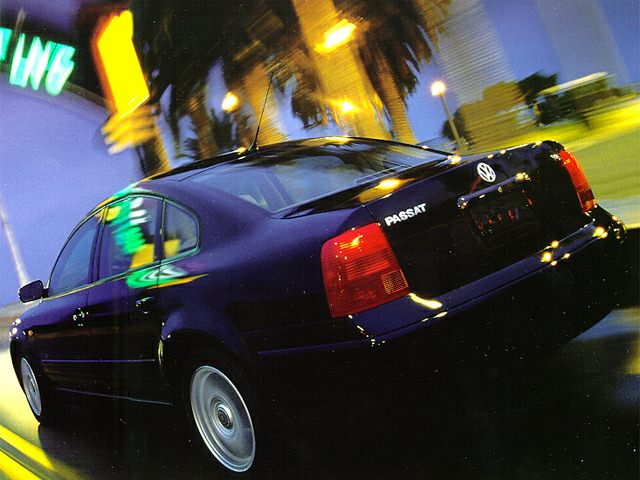 1998 Volkswagen Passat GLS Sedan for sale in Oklahoma City for $1,250 with 182,175 miles.