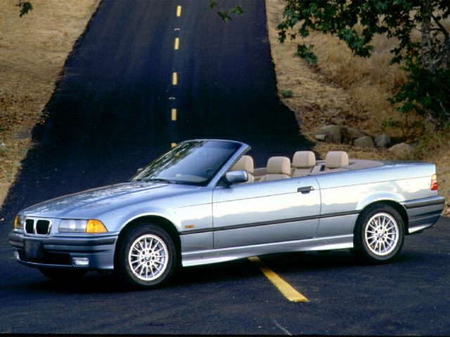 1999 BMW 323 IC Convertible for sale in Hamilton for $6,995 with 98,980 miles