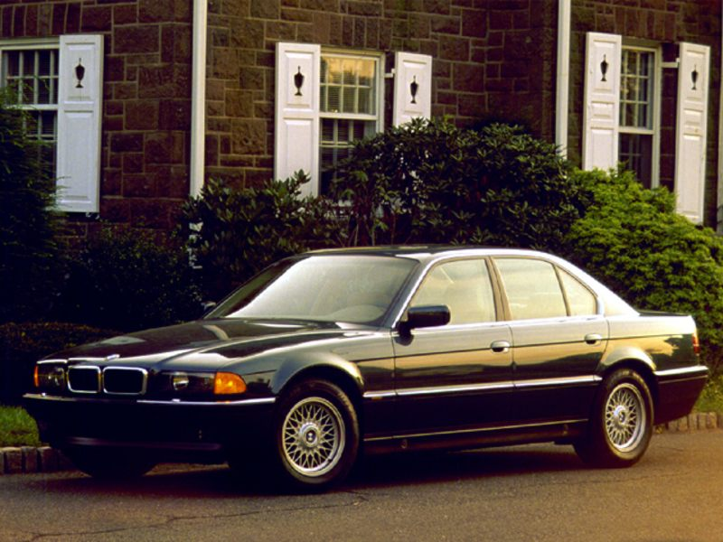 Used BMW 7 Series 740iL for Sale (with Photos) - CARFAX