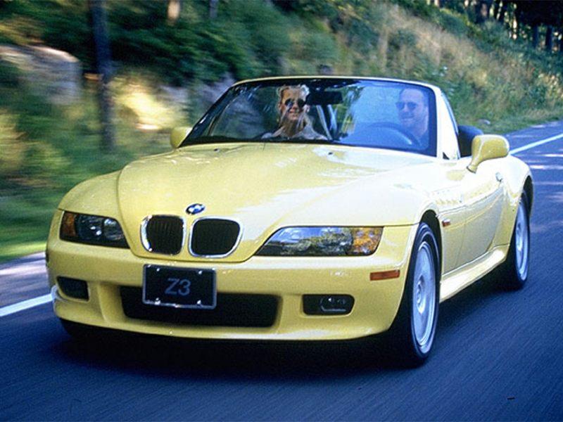 1999 Bmw Z3 Specs Pictures Trims Colors Cars Com