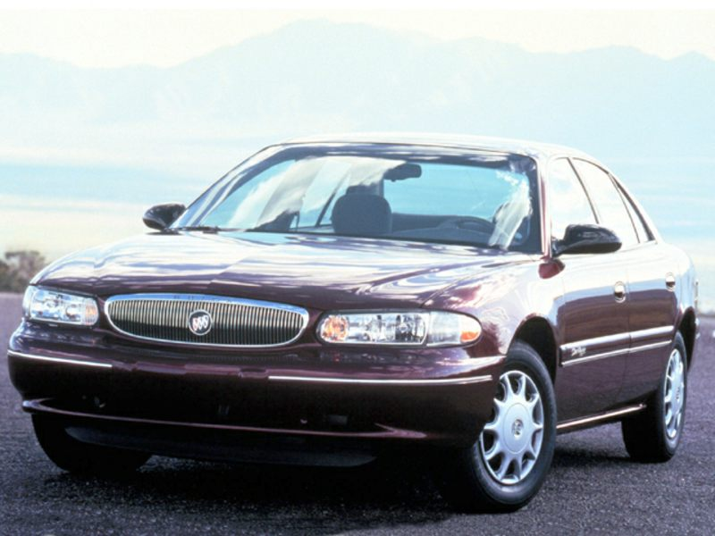1999 buick century reviews specs and prices. Black Bedroom Furniture Sets. Home Design Ideas