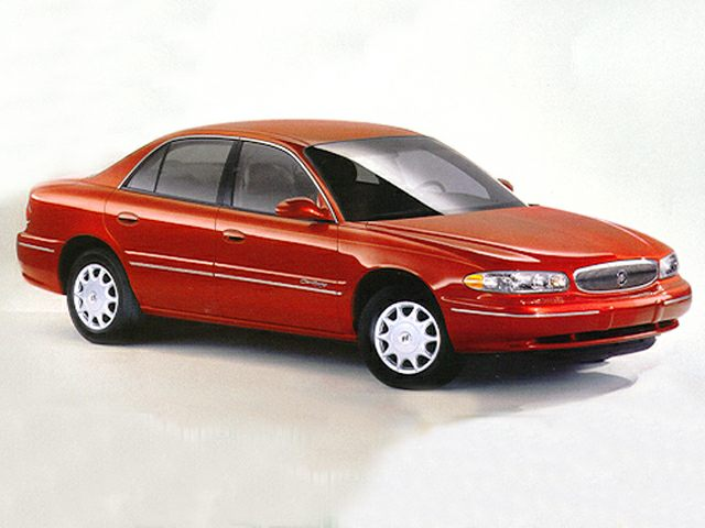 1999 Buick Century Reviews Specs And Prices Cars Com