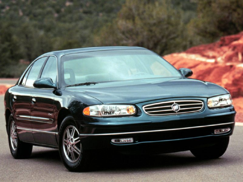 1999 Buick Regal Reviews Specs And Prices Cars Com